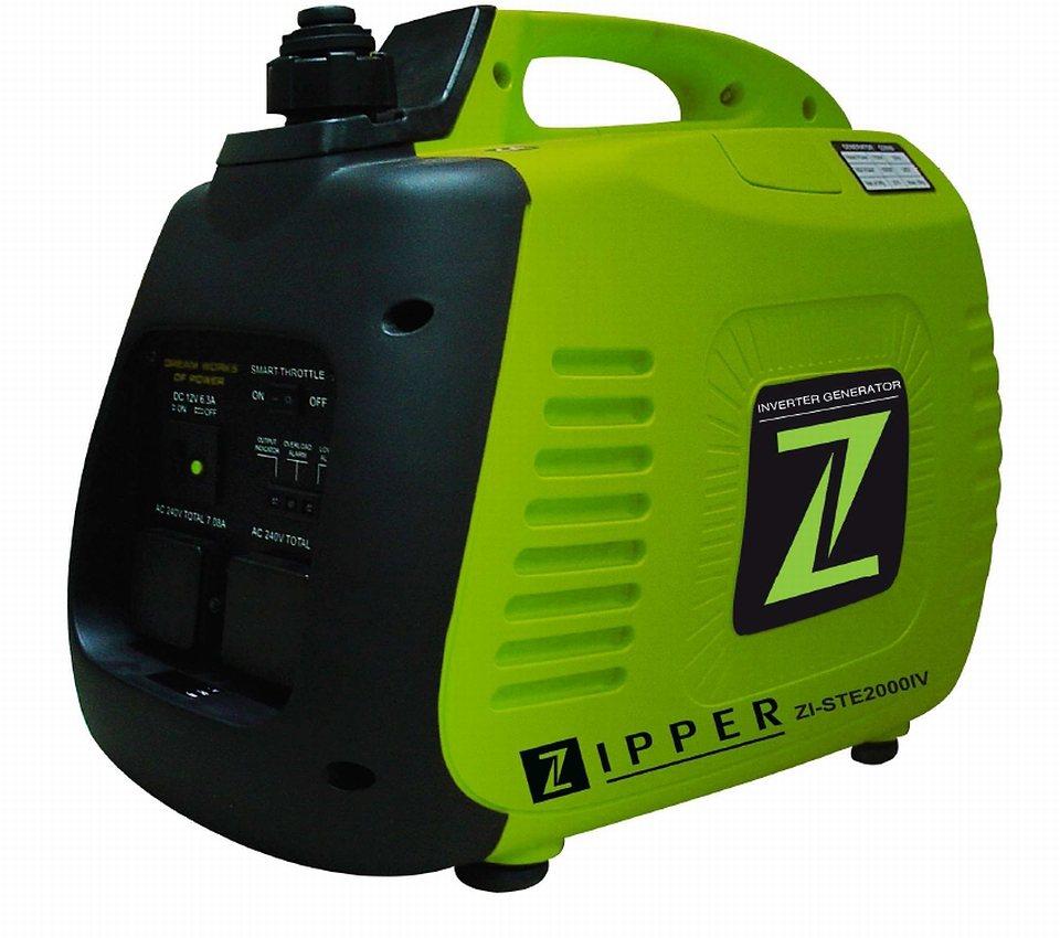 Stromerzeuger »ZI-STE2000IV« in grün