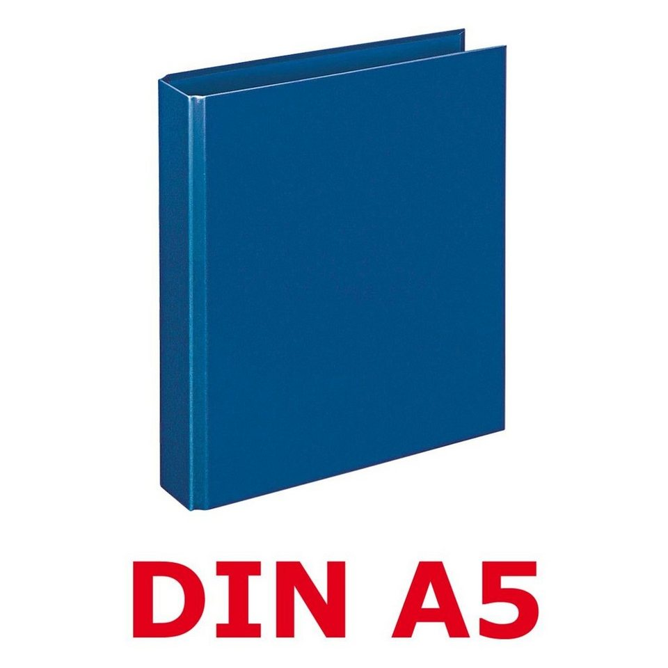 OTTO Office Standard Ringbuch in blau
