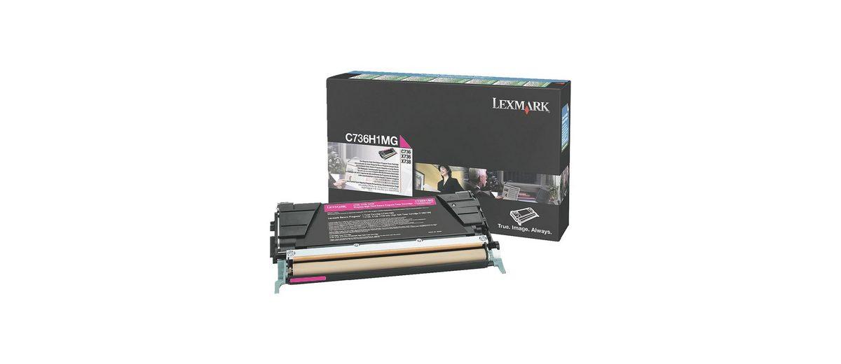 Lexmark Druckkassette »0C736H1MG«