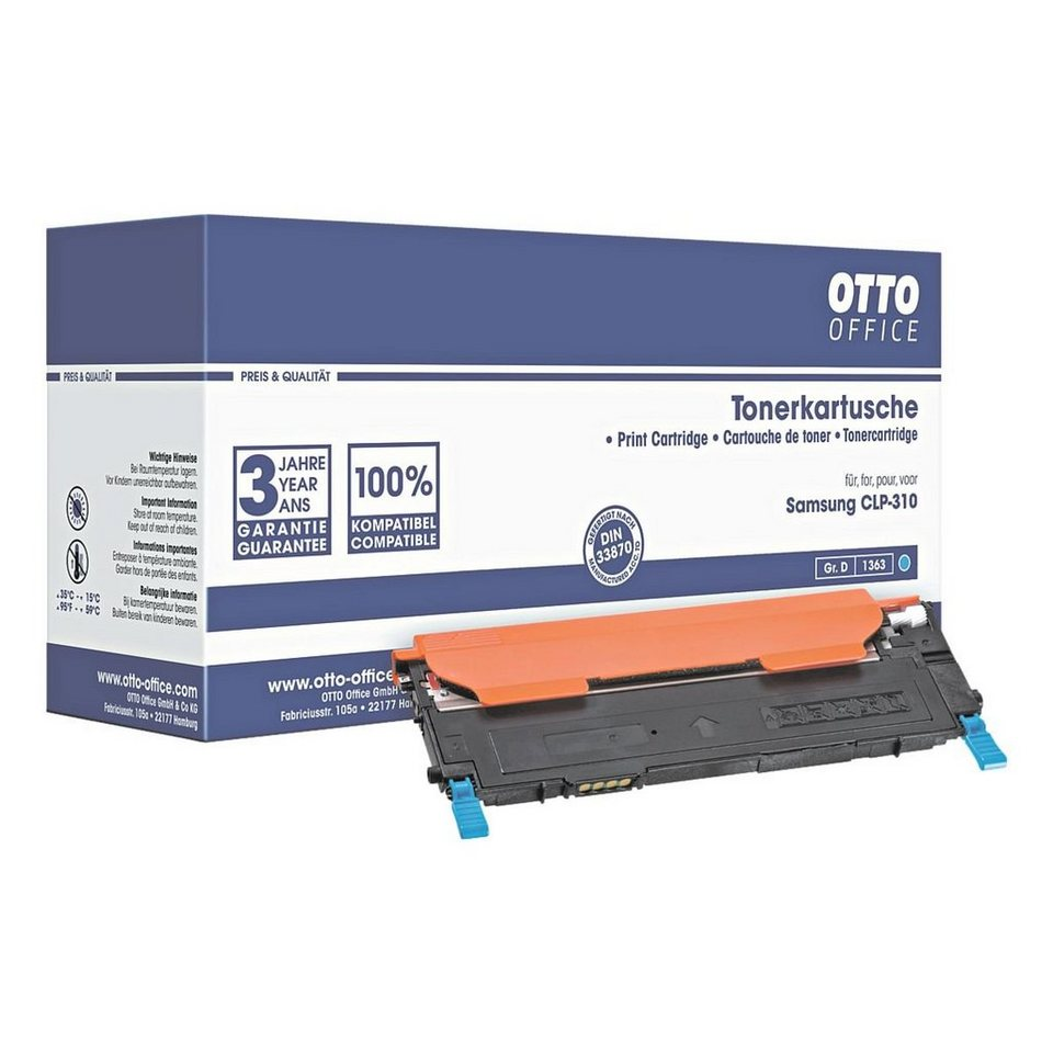 OTTO Office Standard Toner ersetzt Samsung »CLT-C4092«