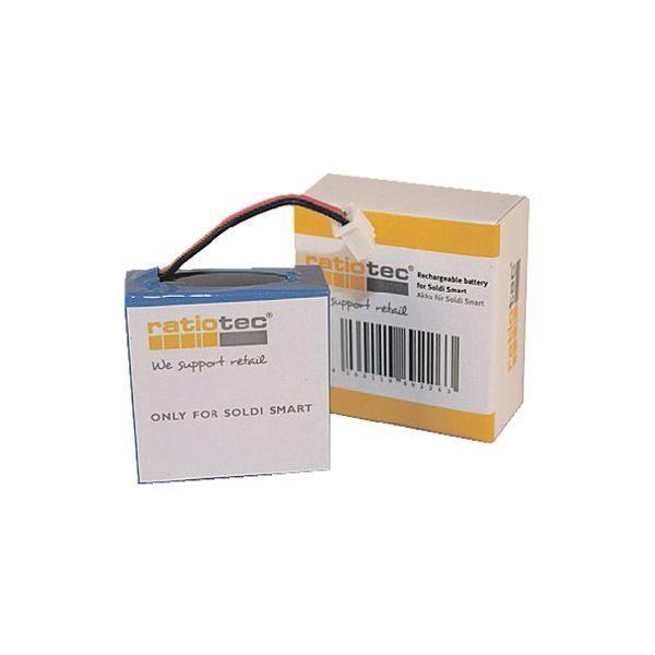 ratiotec Lithium-Ionen-Akku