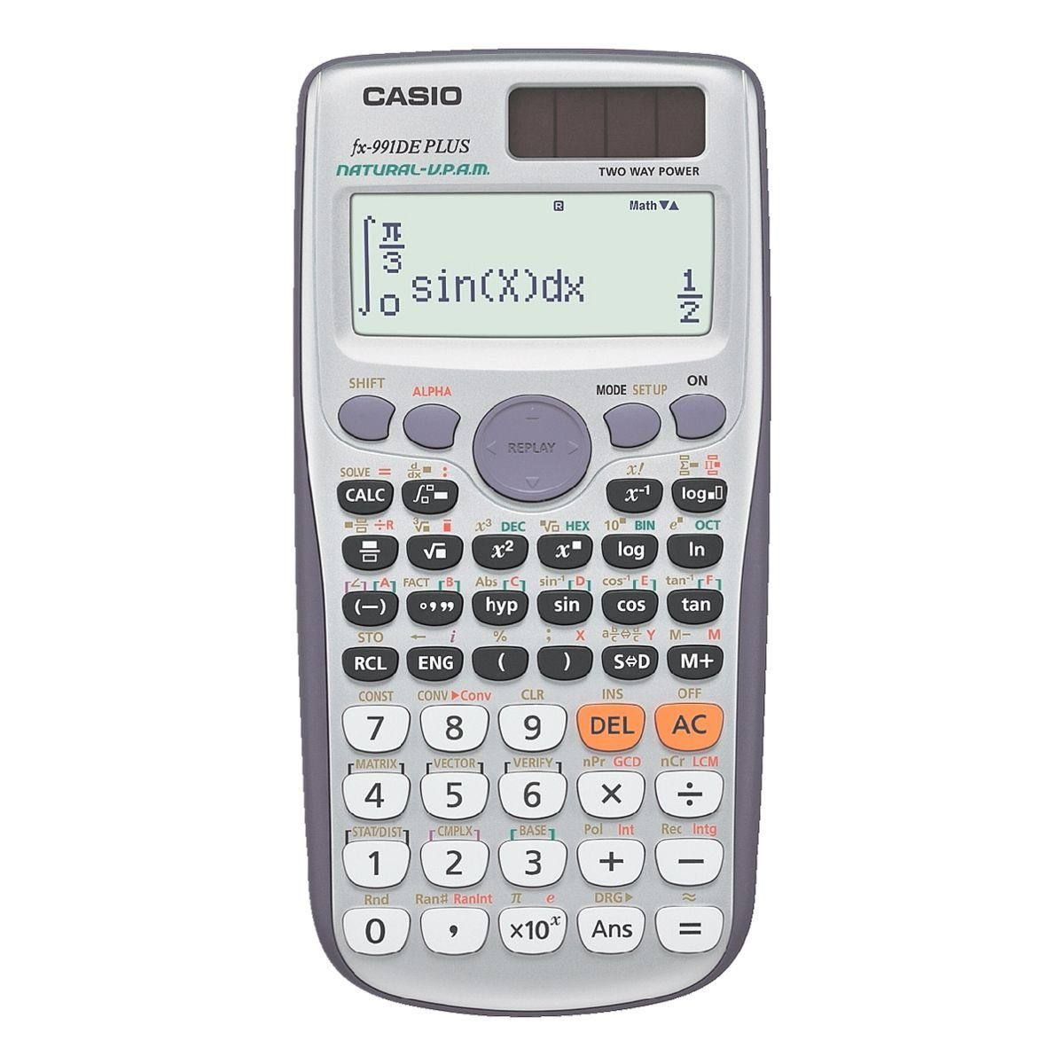 CASIO Schulrechner »FX-991DE plus«