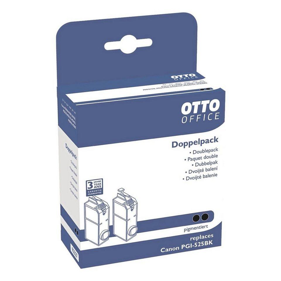 OTTO Office Standard Doppelpack Tintenpatronen ersetzt Canon »PGI-525PGBK«