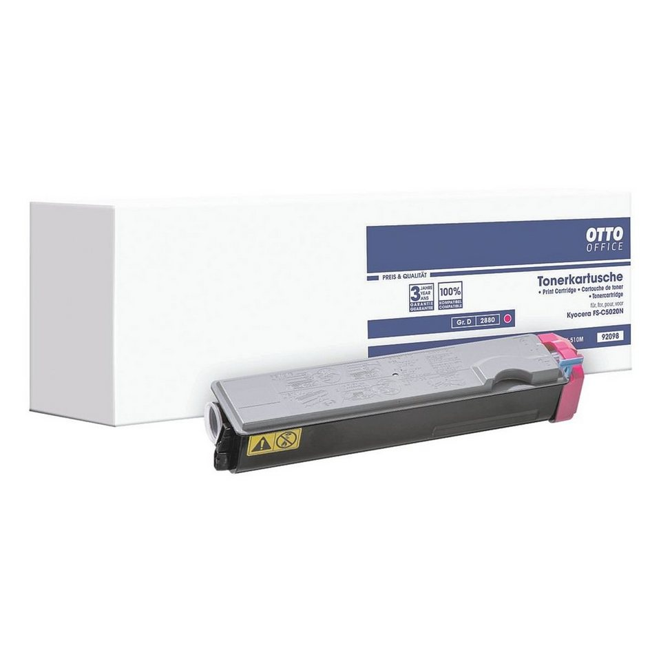 OTTO Office Standard Toner ersetzt Kyocera »TK-510M«