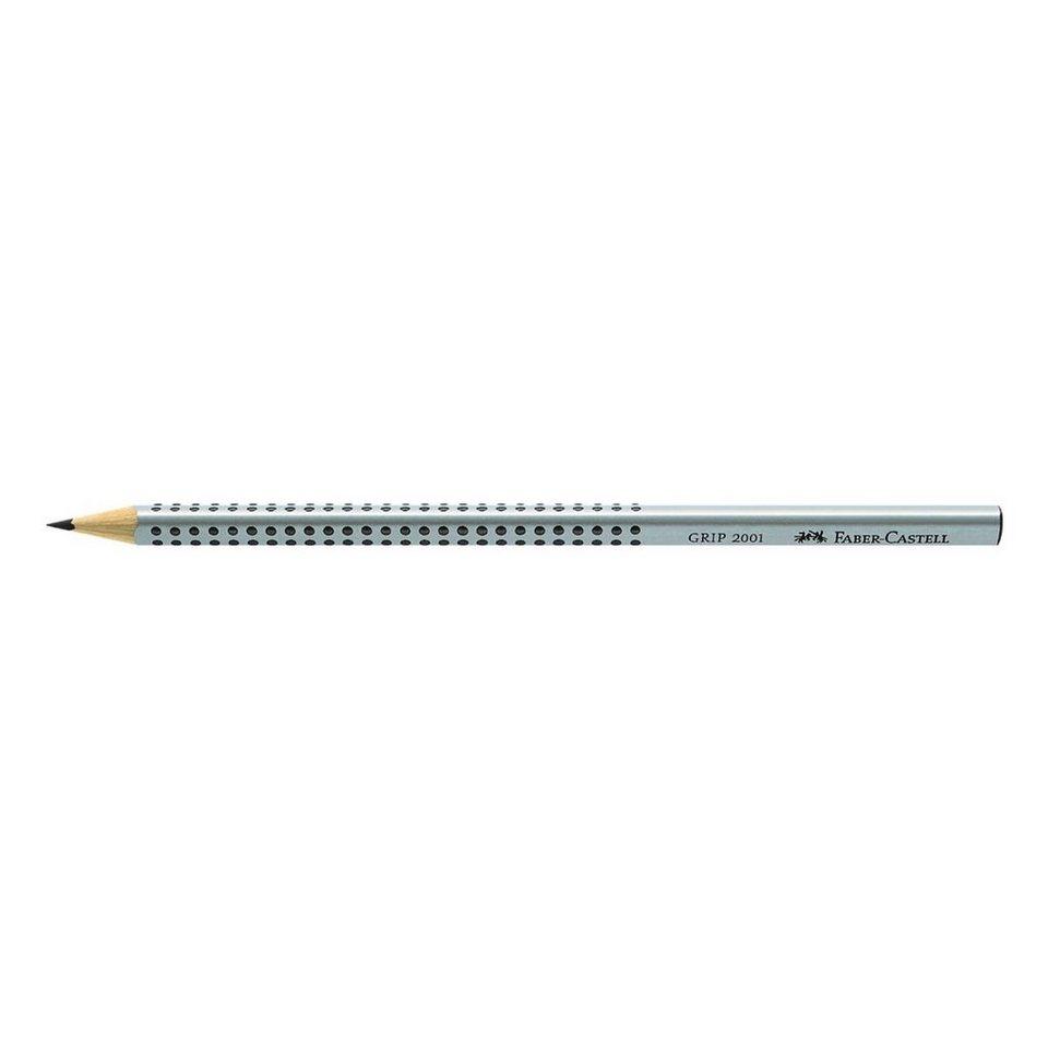 Faber Castell Bleistift »Grip 2001« in härtegrad b
