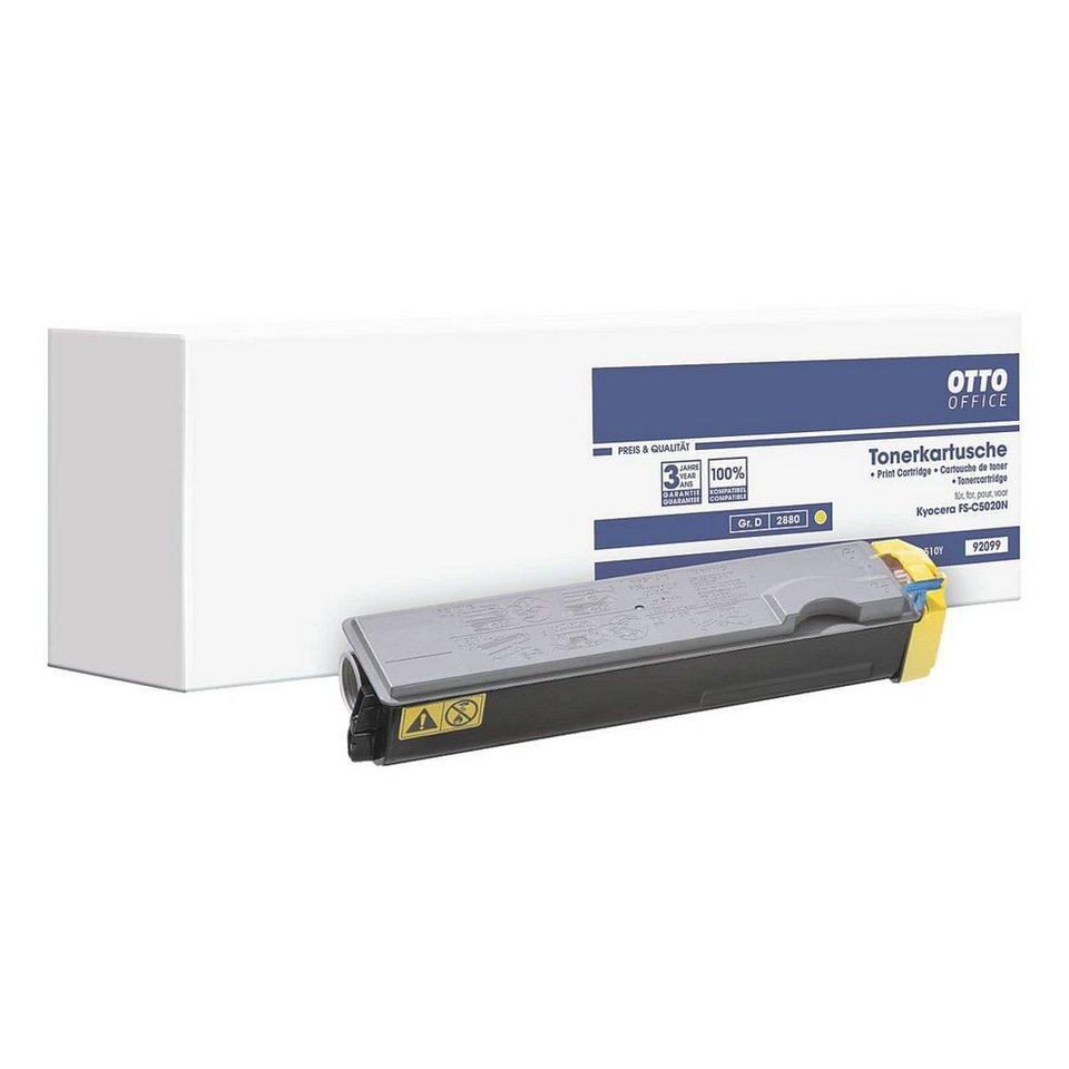 OTTO Office Standard Toner ersetzt Kyocera »TK-510Y«