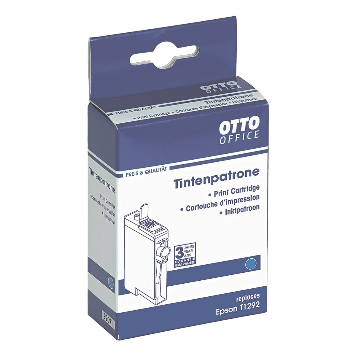 OTTO Office Standard Tintenpatrone ersetzt Epson »T1292«