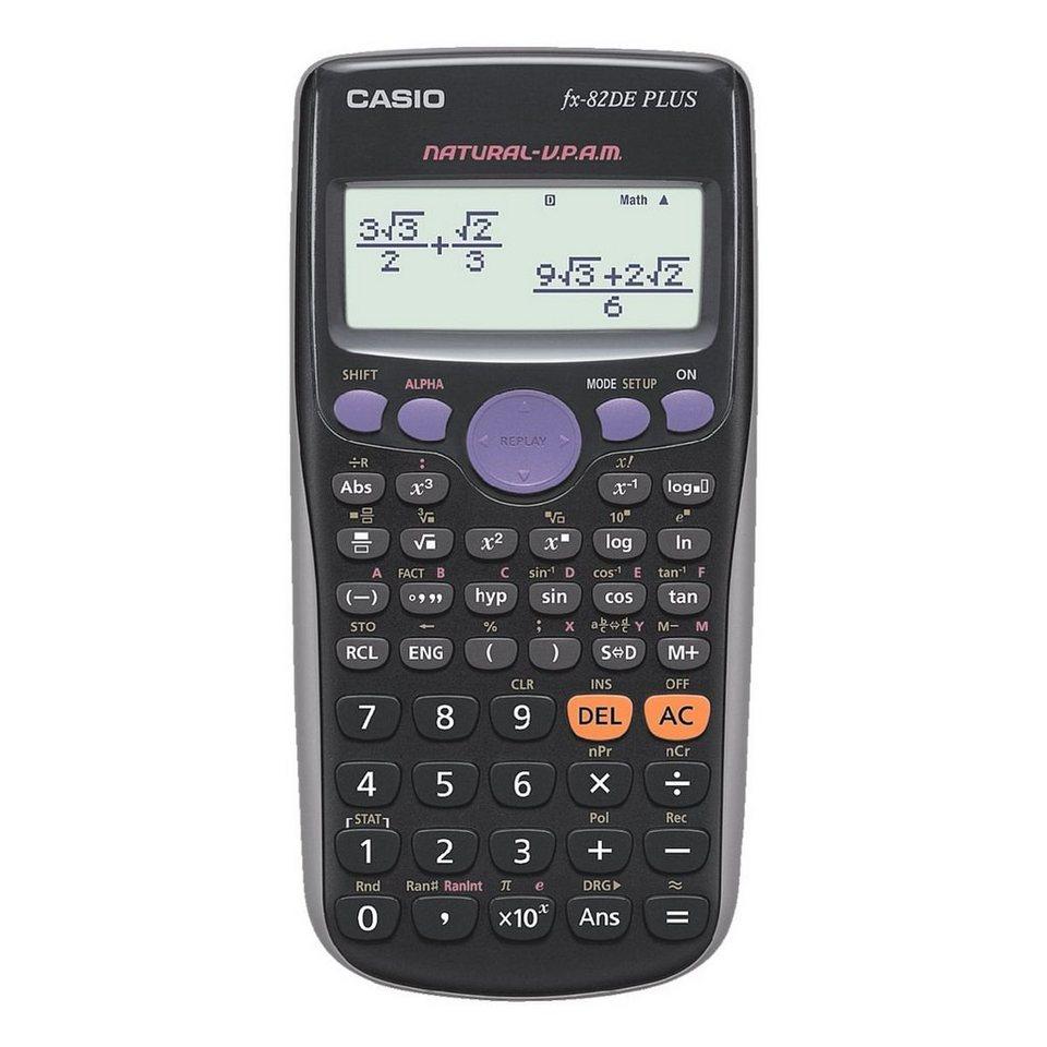 CASIO Schulrechner »FX-82DE plus«
