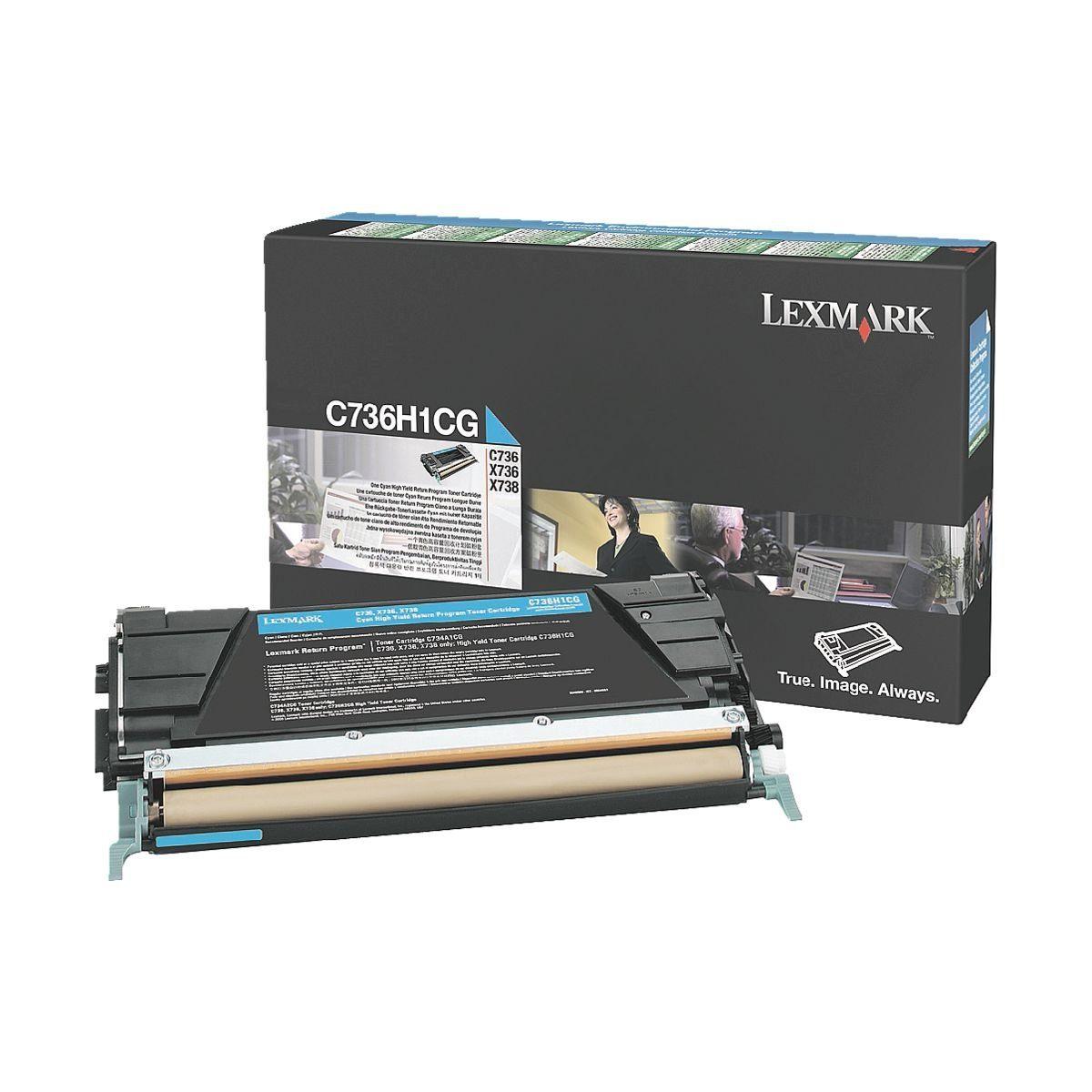 Lexmark Druckkassette »0C736H1CG«