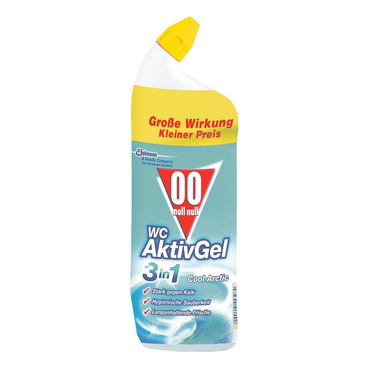 WC-Reiniger »WC-Aktiv-Gel«