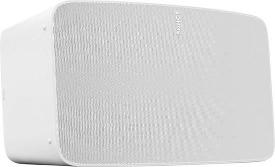 Sonos Five Smart Speaker (LAN (Ethernet), WLAN, WLAN Speaker für Musikstreaming)