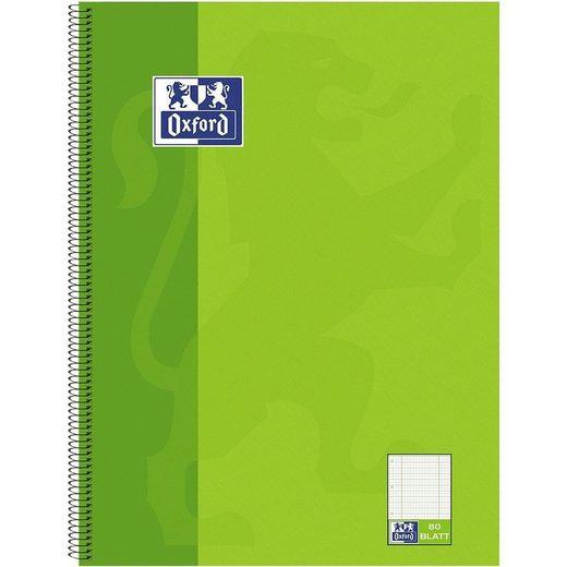 OXFORD Collegeblock A4 Sonderlineatur, holzfreies Papier »KarLi«