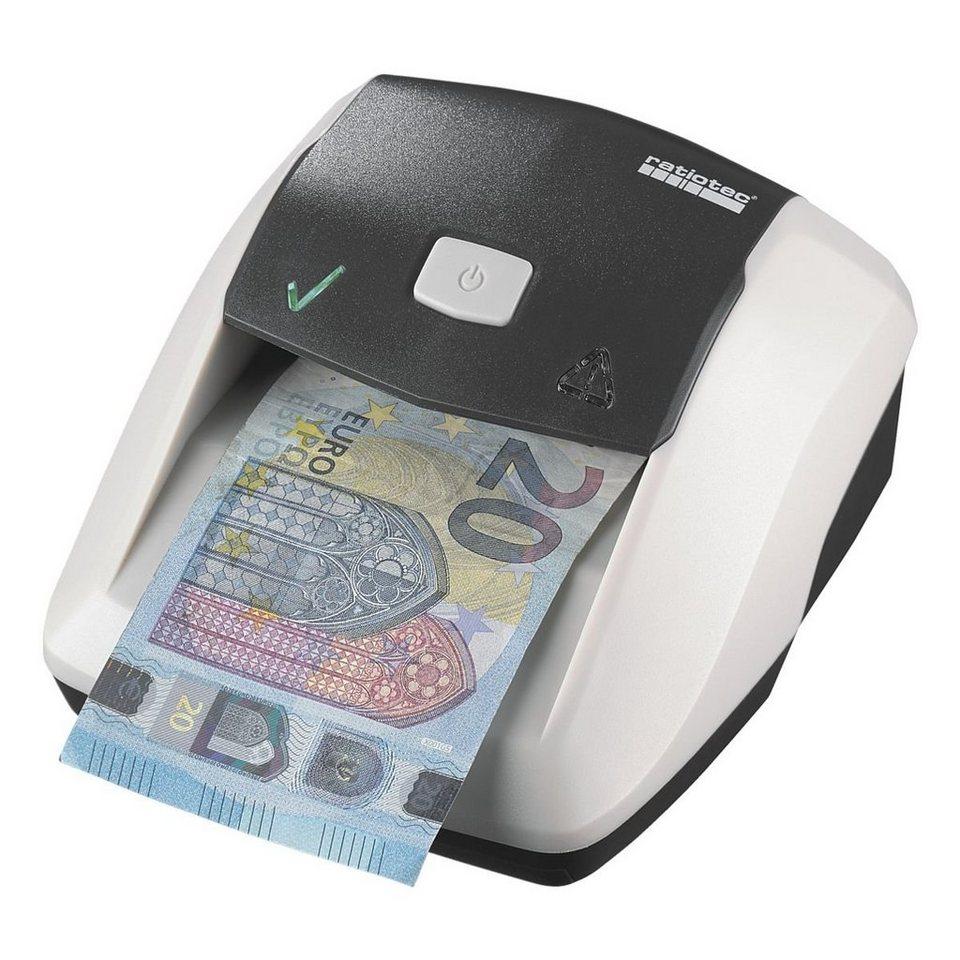 ratiotec Banknotenprüfgerät »Soldi Smart« inkl. Ne...