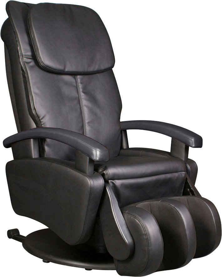 Alpha Techno Massagesessel »AT 599i«, mit 4-Rollen-Massagesystem und drehbarem Massage-Fußteil, zusätzliche Luftdruckmassage an den Waden (Lymphdrainagen ähnliche Anwendung)