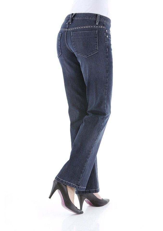 cheer bootcut jeans chris mit glitzersteinchen otto. Black Bedroom Furniture Sets. Home Design Ideas