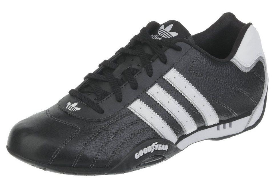 adidas Adi Racer Sneaker in Schwarz-Weiß