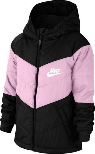Nike Sportswear Steppjacke »GIRLS NIKE SPORTSWEAR FILLED JACKET«