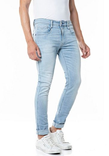 Replay Slim-fit-Jeans »ANBASS« 573 Bio