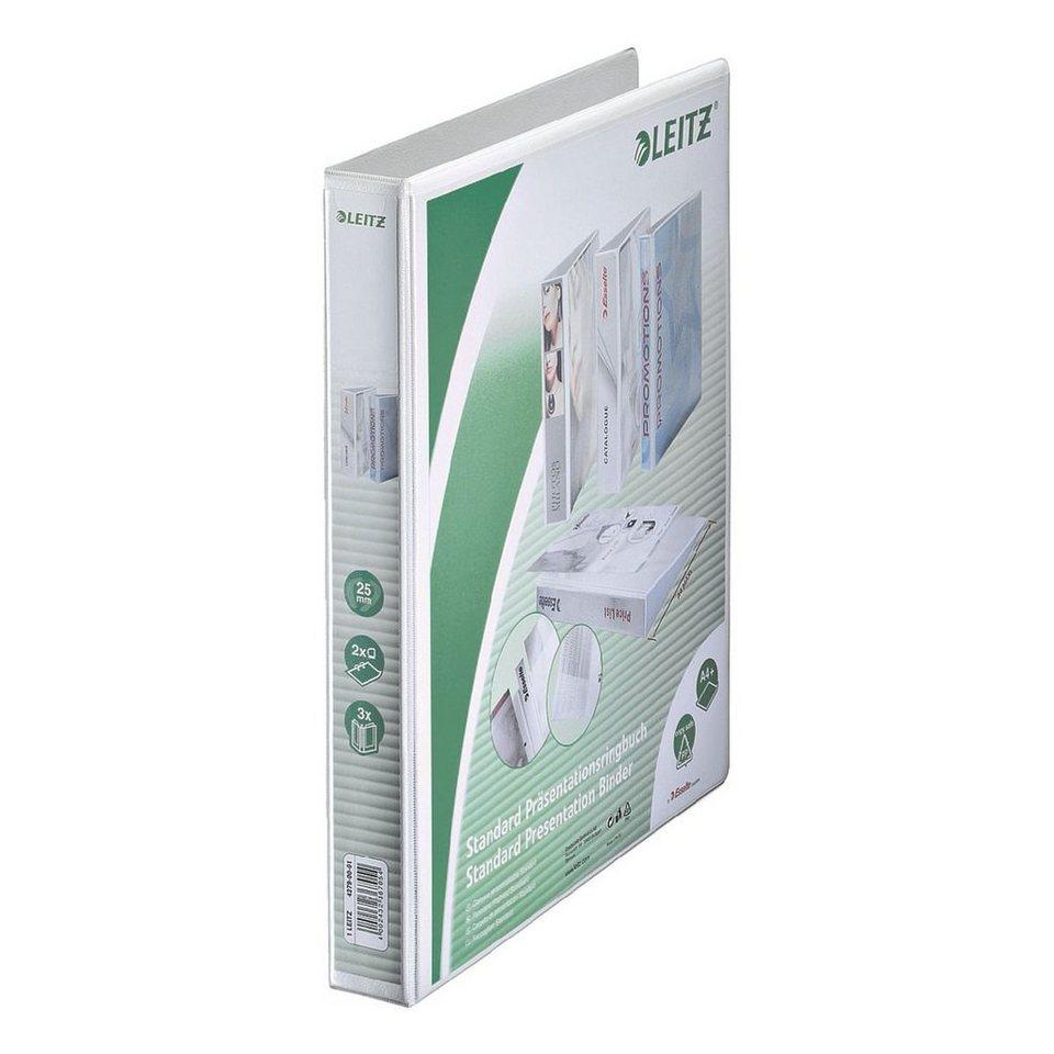 Leitz Präsentationsringbuch
