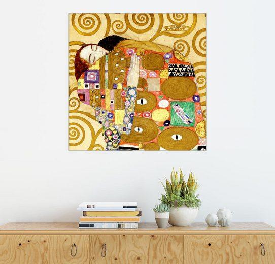 Posterlounge Wandbild, Die Erfüllung