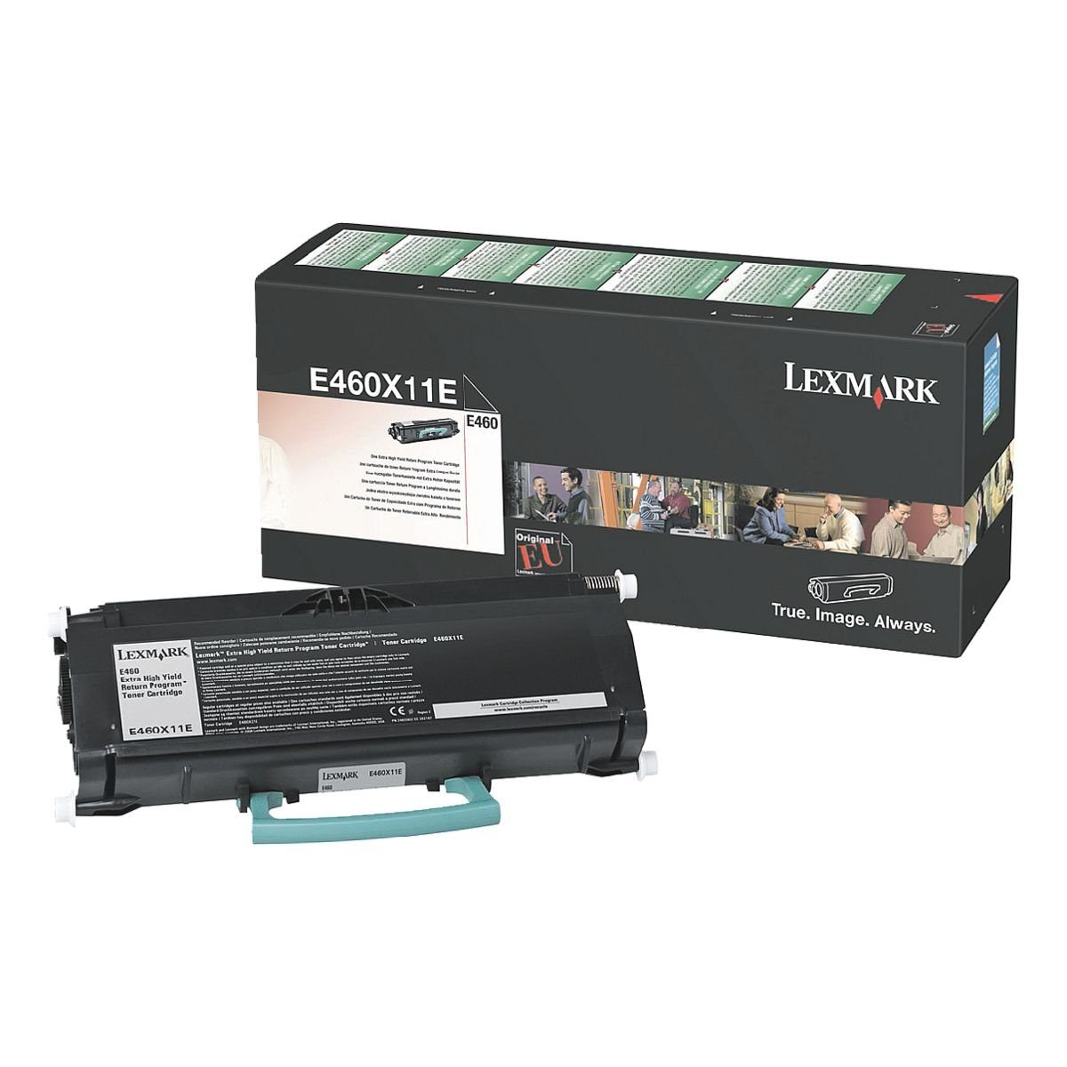 Lexmark Rückgabe-Toner »E460X11E«