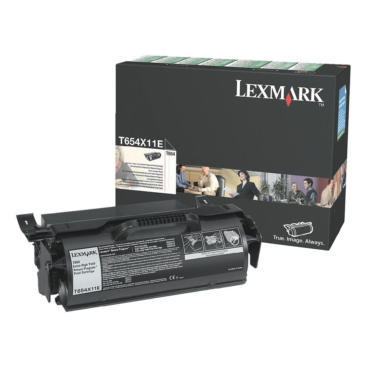 Lexmark Toner »T654X11E«