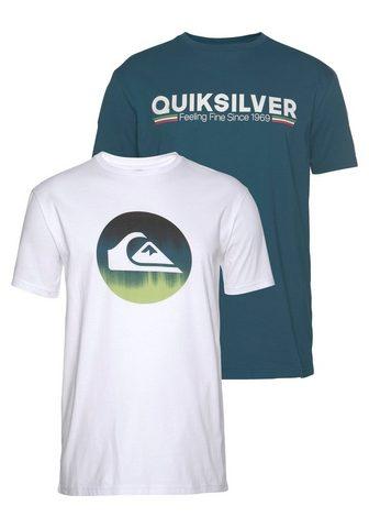 Quiksilver Marškinėliai »BURNING RAGER FLAXTON PA...