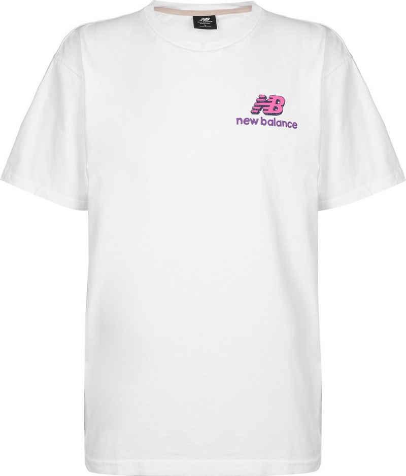 New Balance T-Shirt »Athletics Clash Graphic«