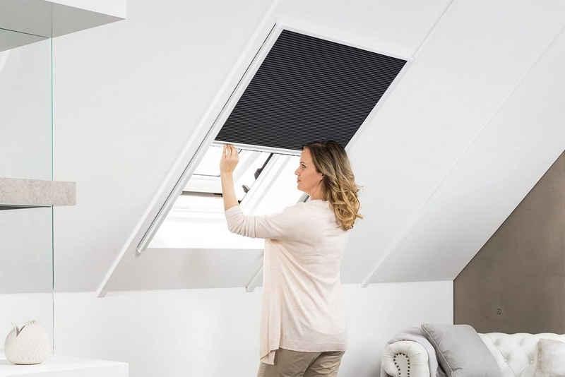 Dachfensterplissee MASTER SUN, empasa, Sonnenschutz Dachfenster Plissee Aluminium - Selbstbausatz