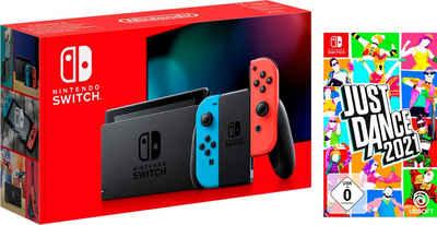 Nintendo Switch, inkl. Just Dance 2021