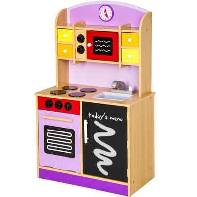 tectake Spielküche »Kinderküche« MDF