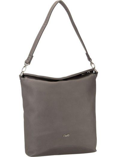 Zwei Handtasche »Elli EL12«, Beuteltasche / Hobo Bag