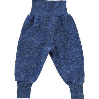 Engel Funktionshose »Baby Softbundhose aus Schurwollfleece, safran«
