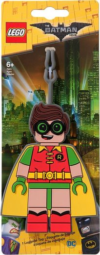 LEGO® Koffer »LEGO Batman Movie Taschen-/Kofferanhänger Batman«
