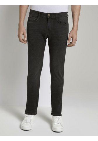 TOM TAILOR Siauri džinsai »Troy Slim Jeans«