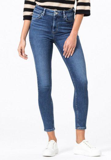 HALLHUBER Regular-fit-Jeans »ELLA aus Candiani Denim«