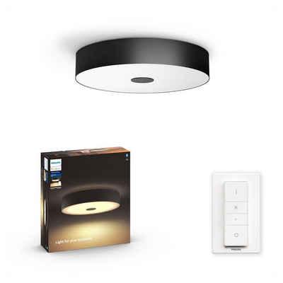 Philips Hue LED Deckenleuchte »Bluetooth White Ambiance Deckenleuchte Fair in«, Deckenlampe, Deckenbeleuchtung, Deckenlicht
