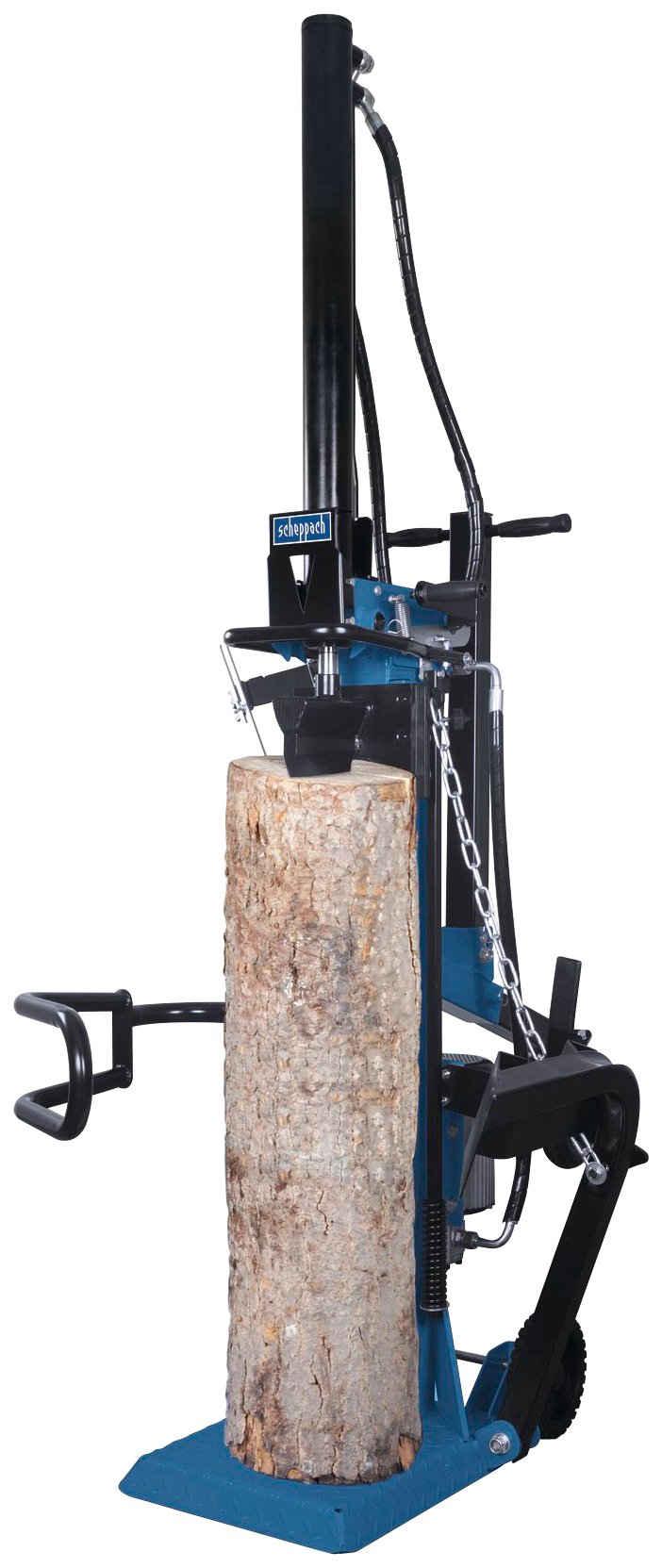 Scheppach Elektroholzspalter »HL1350«, Spaltgutlänge bis 104 cm, Spaltgutdurchmesser bis 30 cm, 400 V Drehstrom