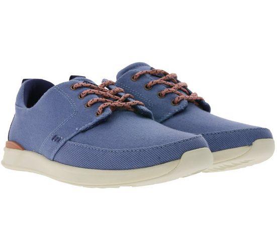 Reef »reef Rover Low Sneaker stilvolle Damen Schnür-Schuhe Jeans-Style Schnür-Schuhe Blau« Slipper