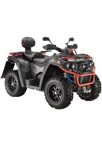 ODES Quad »Spieder« 800 ccm 103 km/h