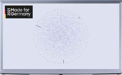 """Samsung GQ55LS01TBU """"The Serif"""" QLED-Fernseher (138 cm/55 Zoll, 4K Ultra HD, Smart-TV)"""