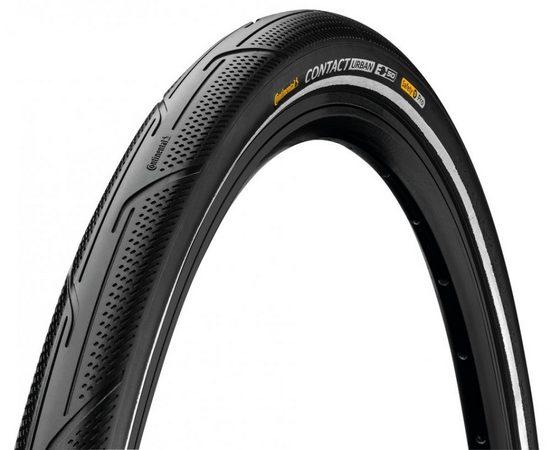 CONTINENTAL Fahrradreifen »Reifen Conti Contact Urban SafetyPro 28x1 3/8 x 1«