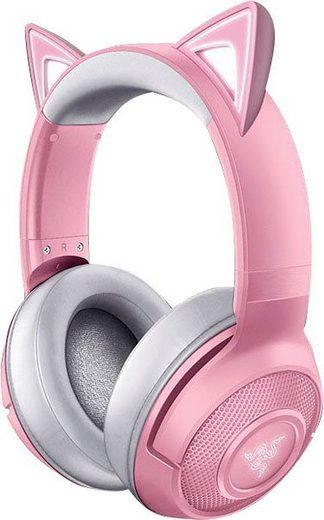 RAZER »Kraken BT Kitty Edition - Quartz« Gaming-Headset (Rauschunterdrückung, Bluetooth)