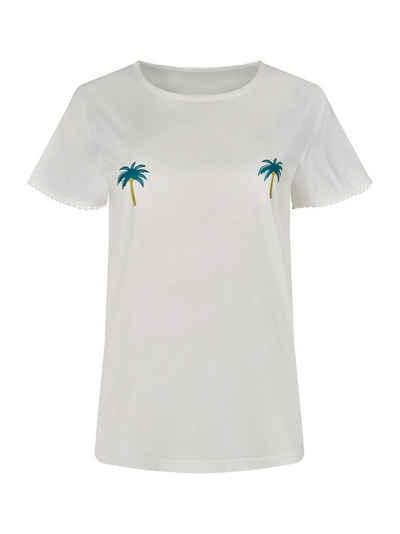 Skiny T-Shirt (1-tlg)