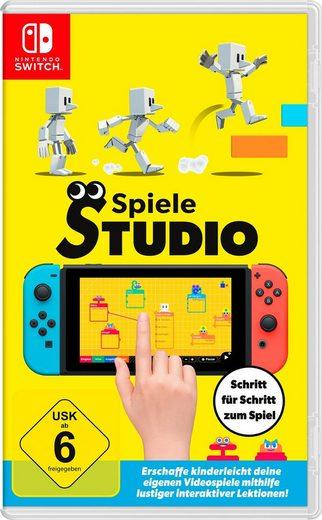 Spielestudio Nintendo Switch