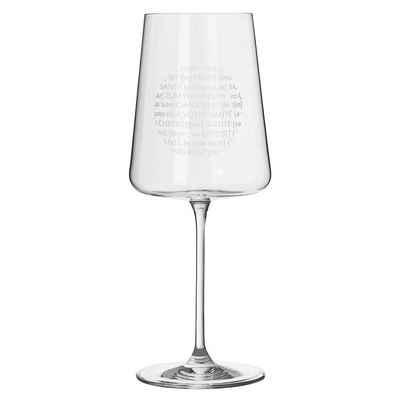 "Räder Design Rotweinglas »WEINGLAS. VINO APERO ""SANTÉ""«"