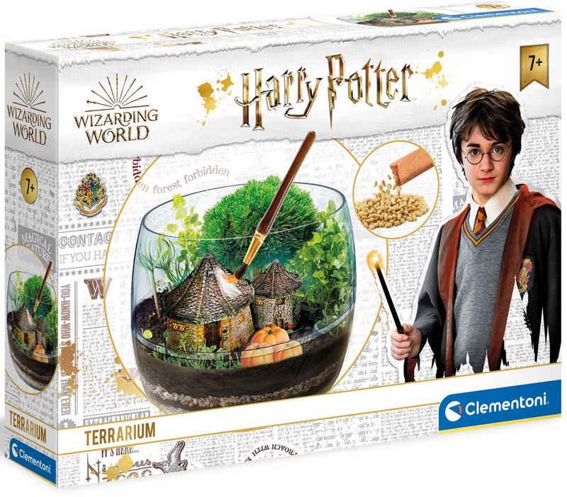 Clementoni® Experimentierkasten »Harry Potter - Terrarium«, Made in Europe