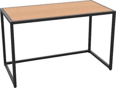 Levira Home Schreibtisch »Adda«, Breite 120 cm