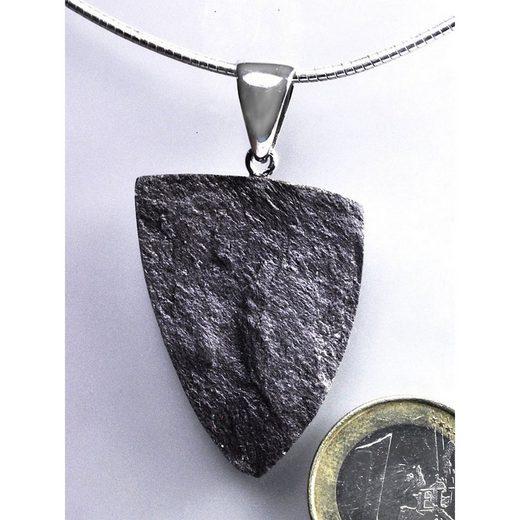 Adelia´s Kettenanhänger »Phyllit Anhänger 925 Silber«