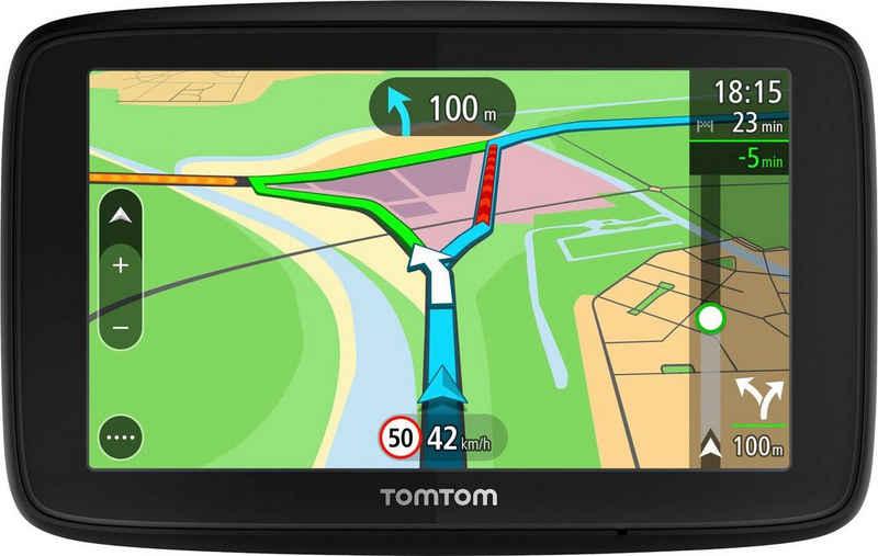 TomTom »VIA 53« Navigationsgerät (Europa (48 Länder)